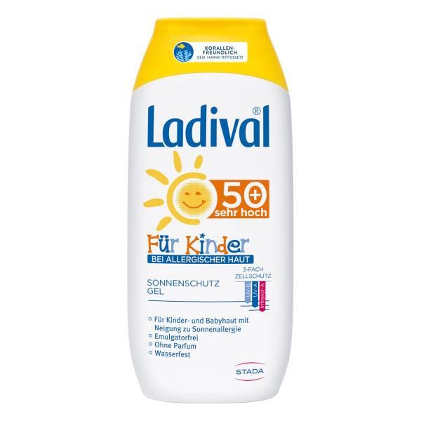 Ladival Kinder Sonnenengel LSF 50+