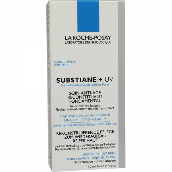 LA ROCHE-POSAY Substiane UV Creme 40 ml