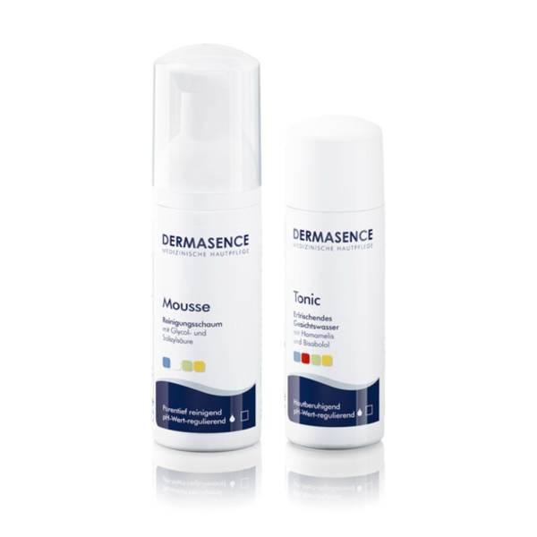 Dermasence Reiseset Dermasence Tonic / Mousse